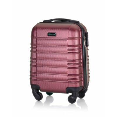 Solier kézipoggyász 48x32x21 ABS STL838 rózsaszín