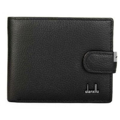 Qianxilu férfi bőr pénztárca P057