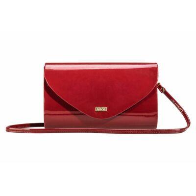 Felice női kis méretű táska F15 piros