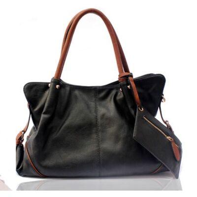 CHISPAULO három részes női bőr táska szett B309