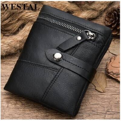 Westal férfi bőr pénztárca P046