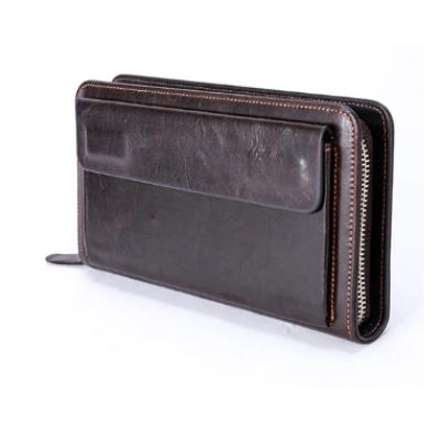 Westal férfi bőr pénztárca (autós táska) P074