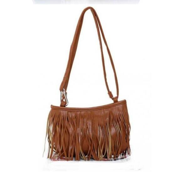 Fringe női táska B133