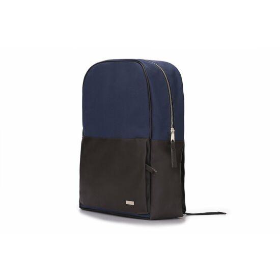 Solier férfi hátizsák SR01 FORRES sötétbarna-sötétkék