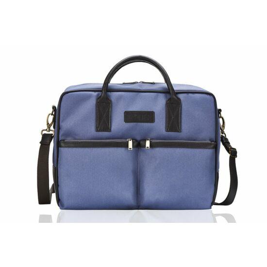 SOLIER férfi laptop táska  S23 LIMERICK kék