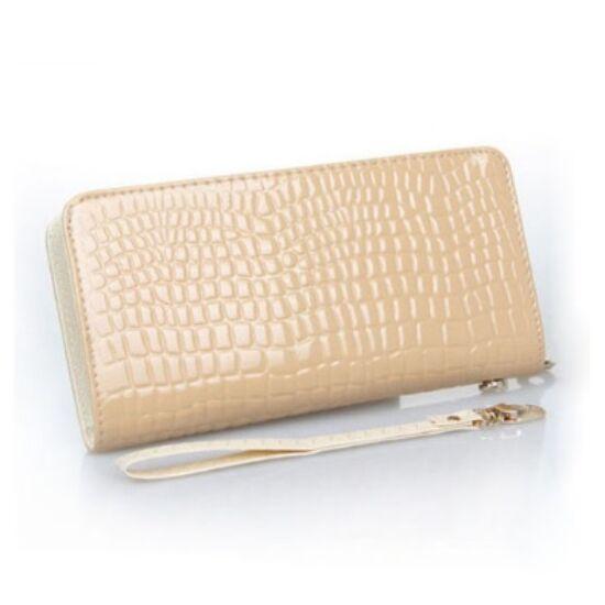 Crocodil női pénztárca P043