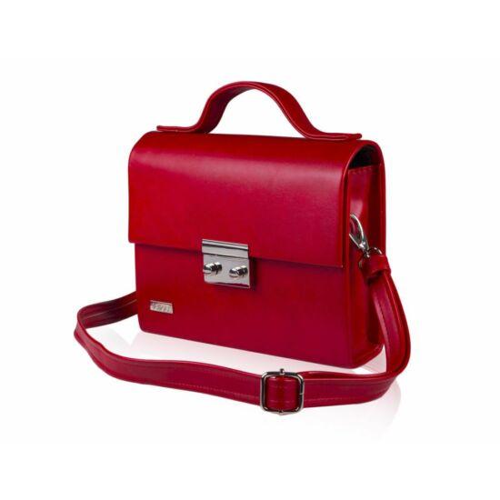 Felice női kis méretű táska F19 piros