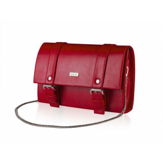 Felice női kis méretű táska F20  piros