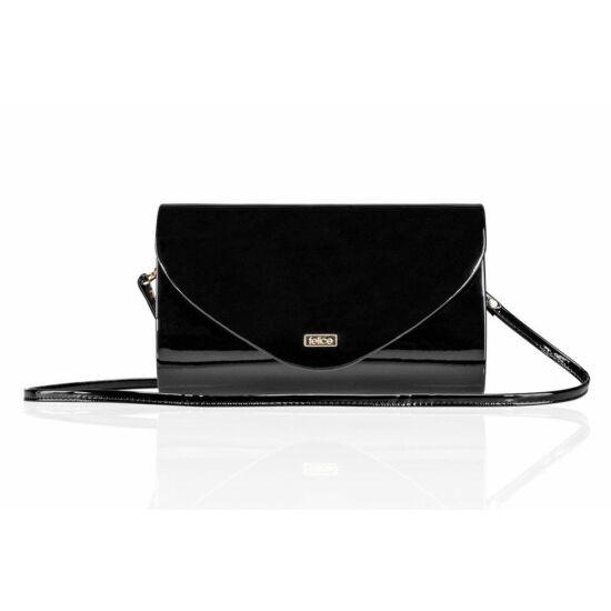 Felice női kis méretű táska F15 PAINT fekete