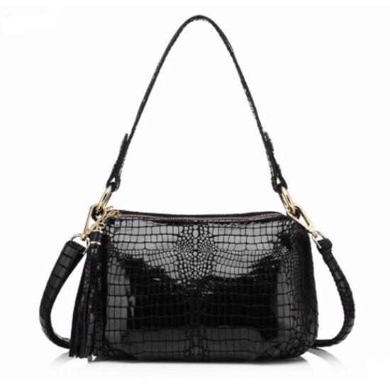 REALER bőr női táska B318