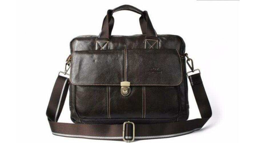 Crossox retro valódi bőr férfi táska B238 - Férfi bőrtáska d46325deb4