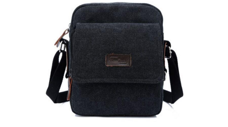 NewCashl férfi vászontáska B242 - Férfi táska 50df07296b