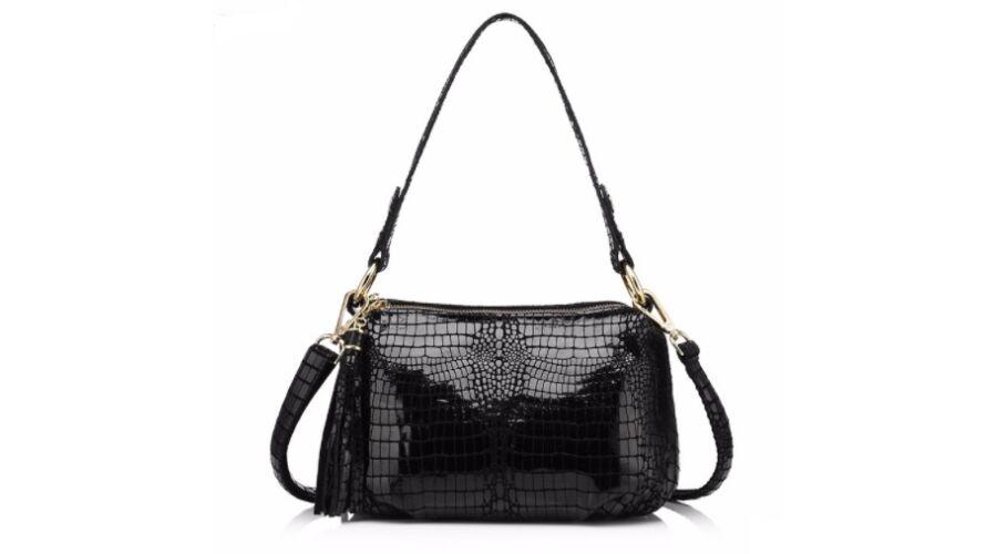 REALER bőr női táska B318 - Női bőrtáska 9adef041fd