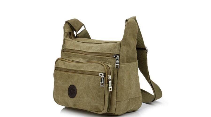 Diangsi férfi váll vászontáska B215 - Férfi táska a3bcfd4d10