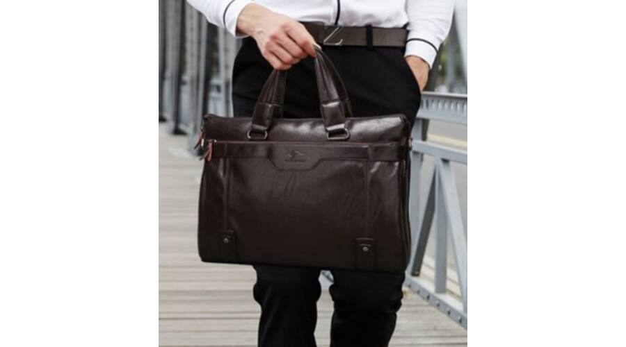 Bandicoot férfi aktatáska B142 - Férfi táska 8c7893afff