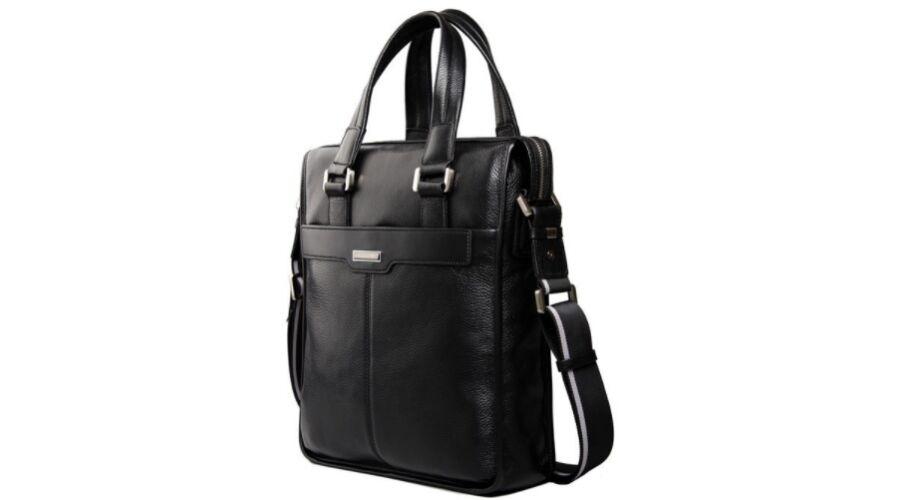 P.Kuone valódi bőr férfi táska B283 - Férfi bőrtáska c922429f23