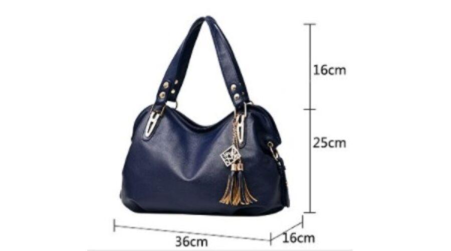 Style női bőr táska B316 - Női bőrtáska 672fe11254