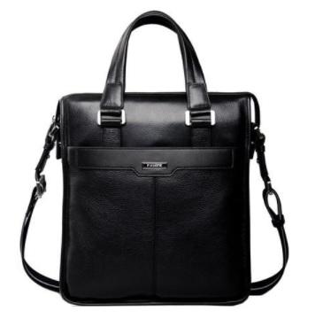 74b13734c6ff P.Kuone valódi bőr férfi táska B283 - Férfi bőr kézi táska, övtáska,  válltáska